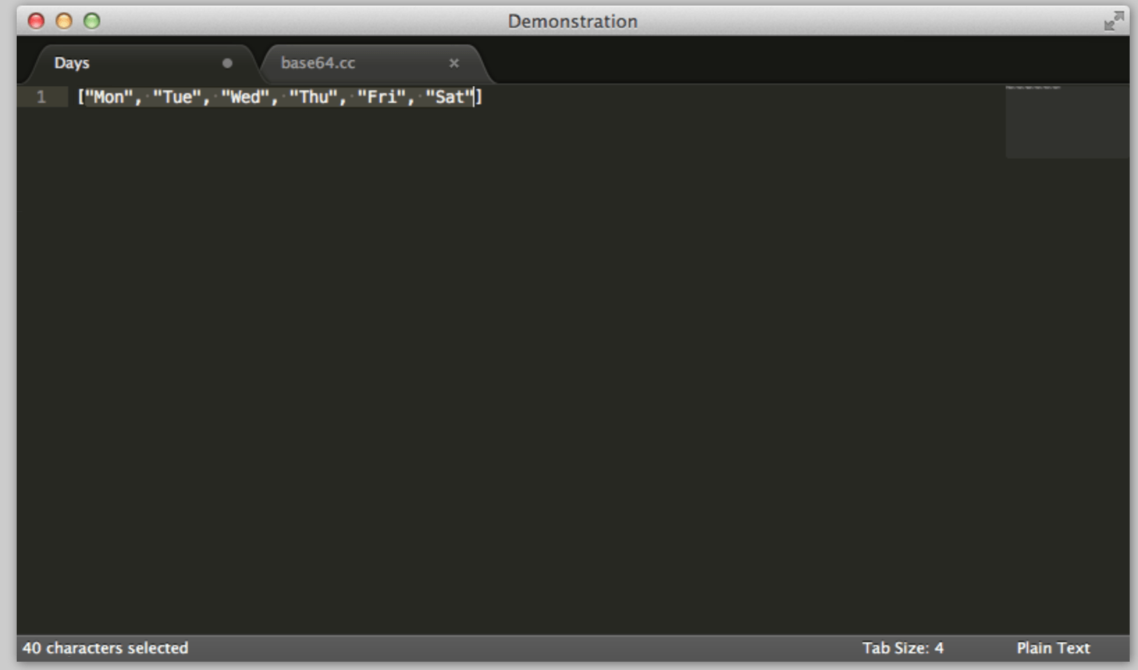 Sublime Text 3可以轉換Encoding編碼